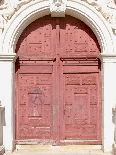 Vantaux de porte