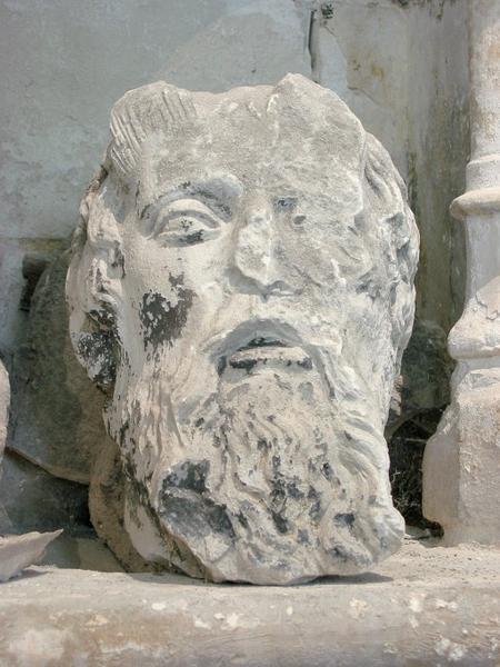 Statue (tête)