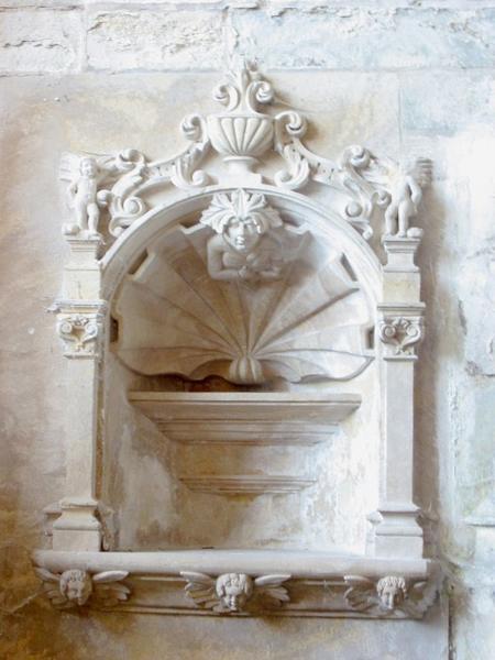 Lavabo en niche