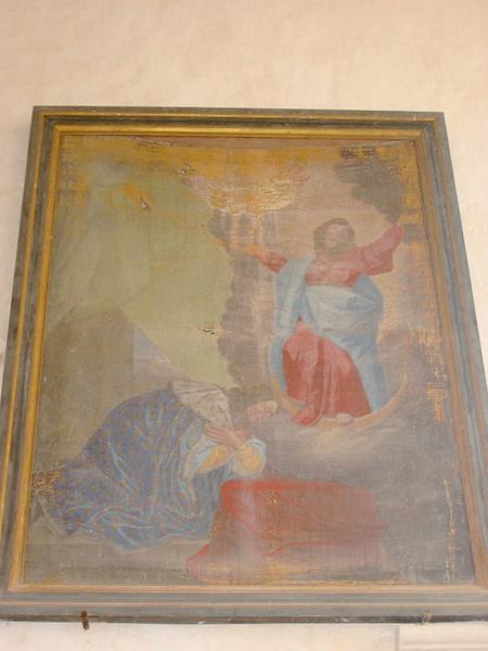 Tableau : Voeux de Louis XIII