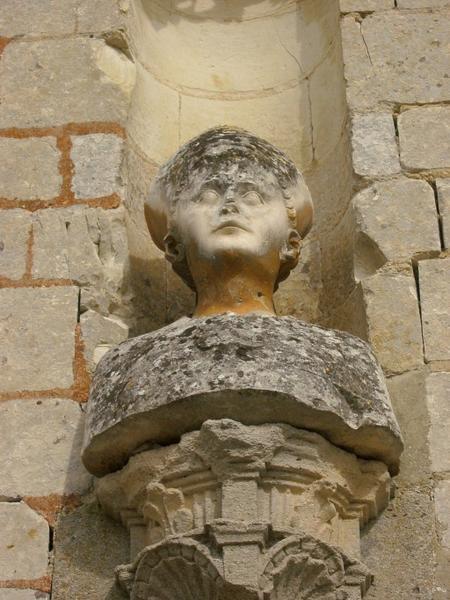 Buste : Saint évêque