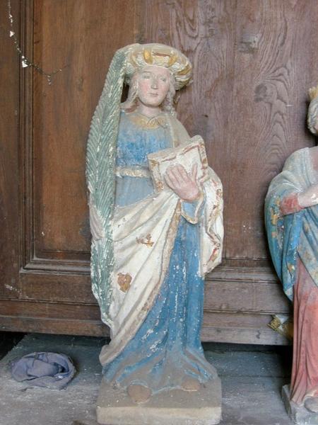 Statuette : Sainte