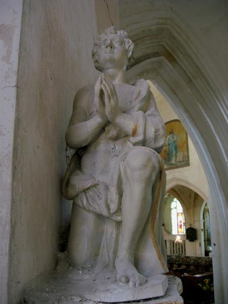 Statuette : Donateur
