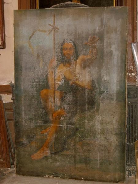 Tableau : Saint Jean-Baptiste