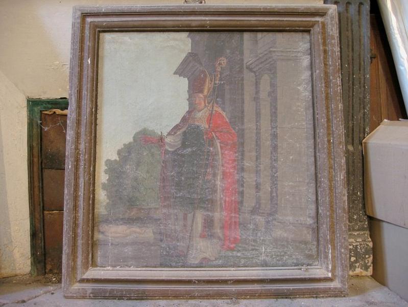 Tableau : Saint Edme