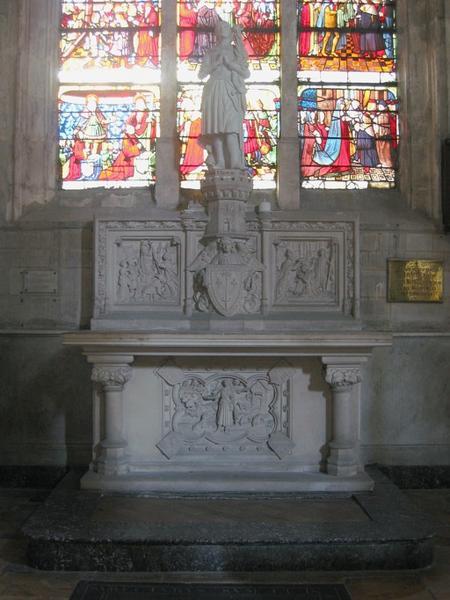 Autel : Jeanne d'Arc