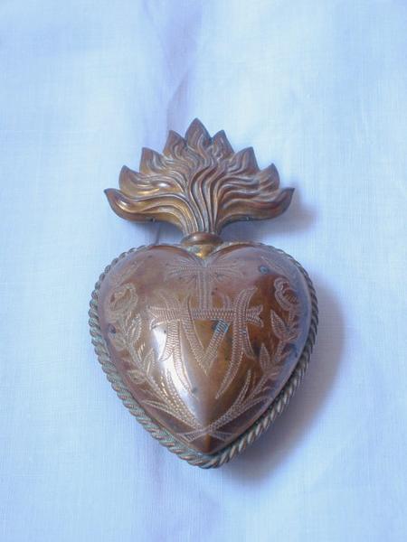 Coeur de dévotion