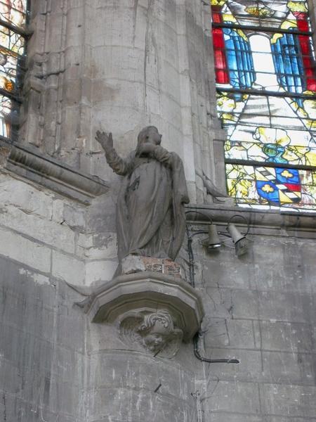 Statue : Marie-Madeleine (?)