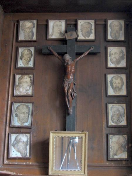 12 tableaux : Pentecôte (?)