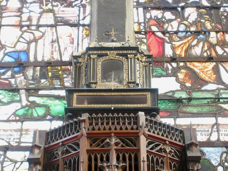 Reliquaire de saint Pantaléon