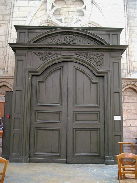Tambour de porte