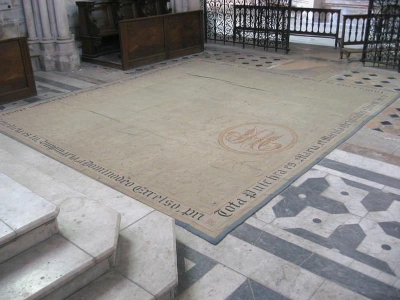 Tapis d'autel