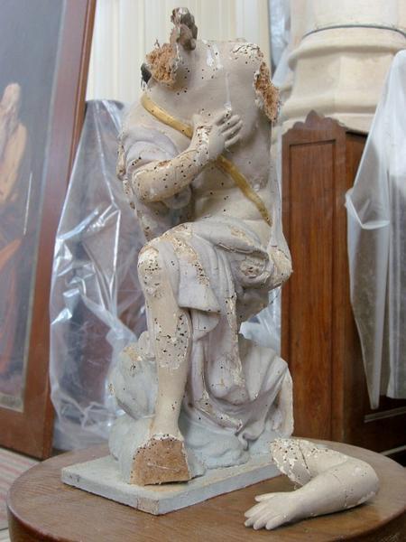 Statuette : Ange