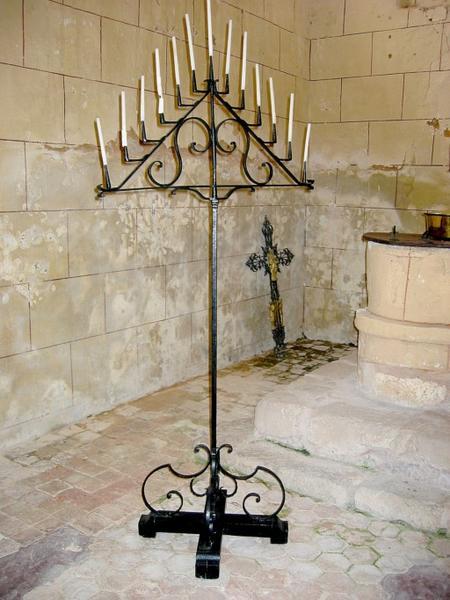 Porte-cierges votifs