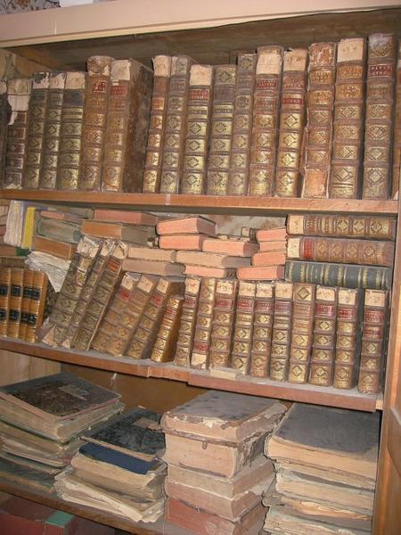 Livres et livres liturgiques