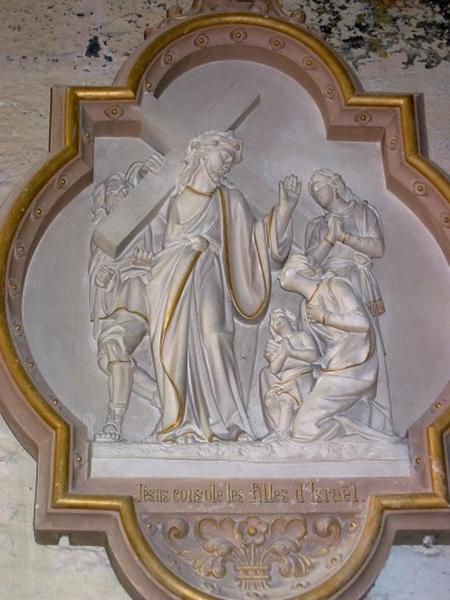 Chemin de croix (haut-relief)