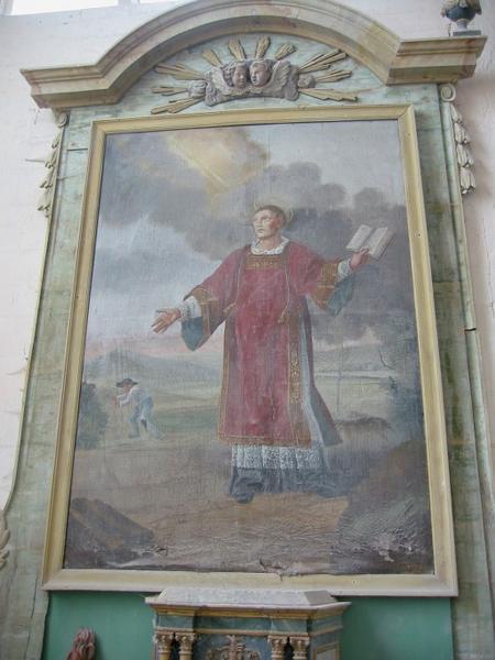Tableau : Saint Vincent