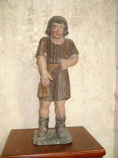 Statuette : Berger (?)