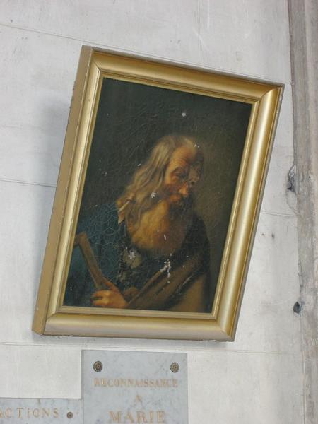 Tableau : Saint Thomas