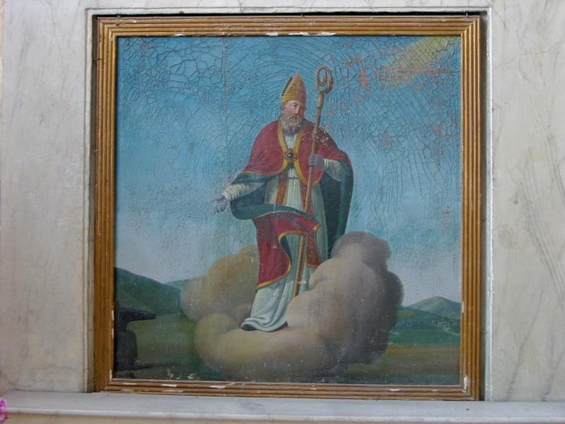 Tableau : Saint Éloi