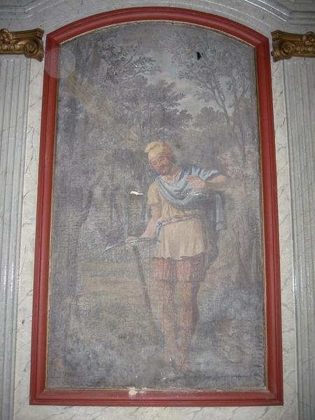 Tableau : Saint Marcel
