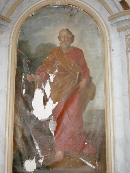 Tableau : Saint Barthélemy