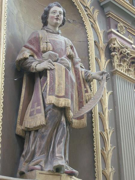 Statue : Saint Étienne