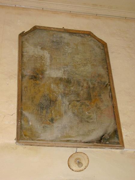 Tableau d'autel : Saint Gilles