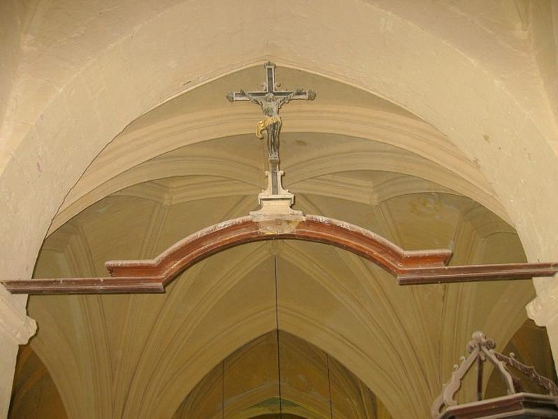 Croix de poutre de gloire