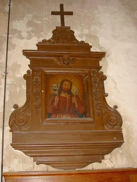 Peinture : Bon Pasteur