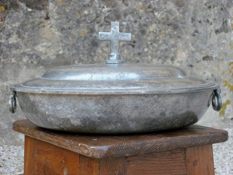 Fonts baptismaux (cuve)