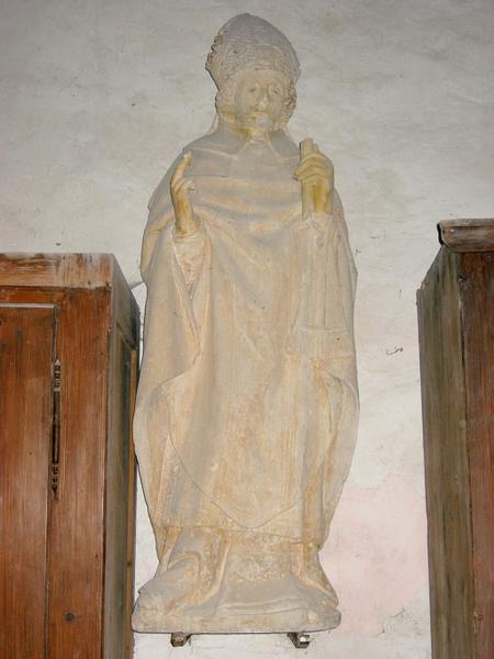 Statue : Saint évêque