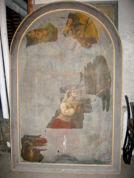 Tableau : Sainte Germaine