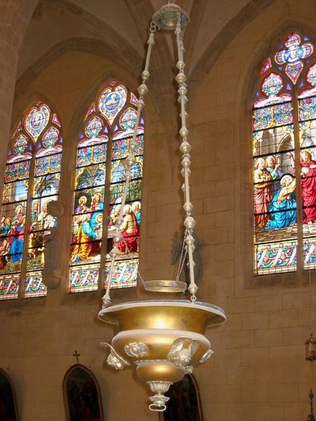 Lampe du Saint-Sacrement
