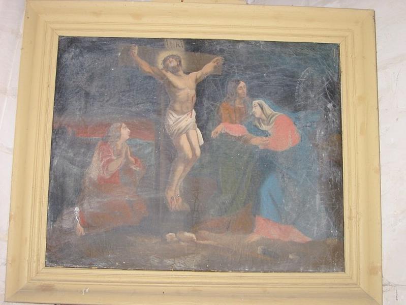 Chemin de croix (lacunaire)