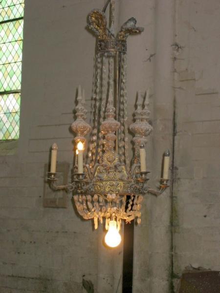 3 couronnes de lumières
