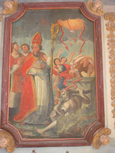 Tableau : Saint Martin
