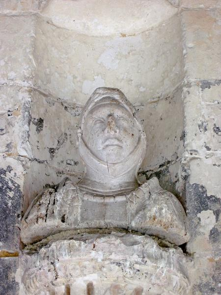 Buste : Saint Maurice