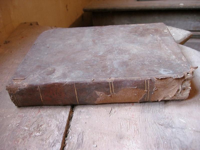 Livre liturgique : Antiphonaire