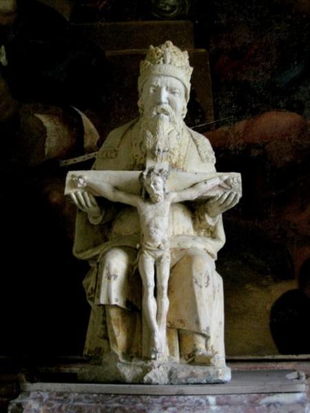Statue : Trinité