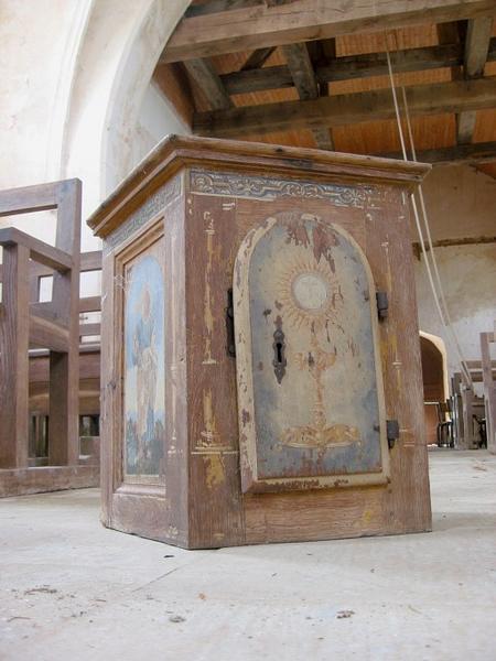 Tabernacle : Saint Pierre, saint Paul