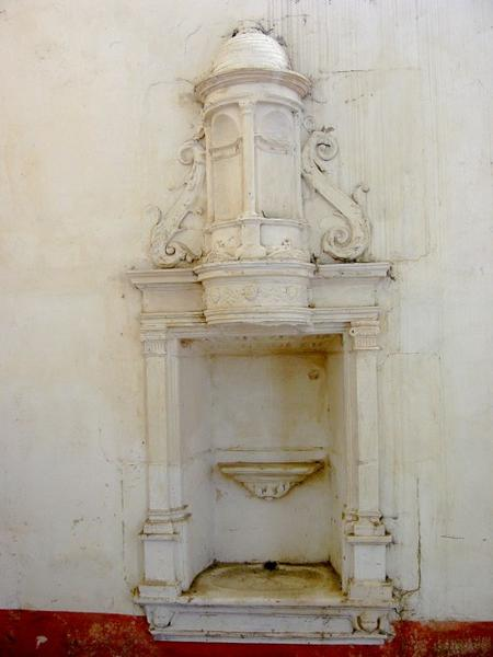 3 lavabos en niche