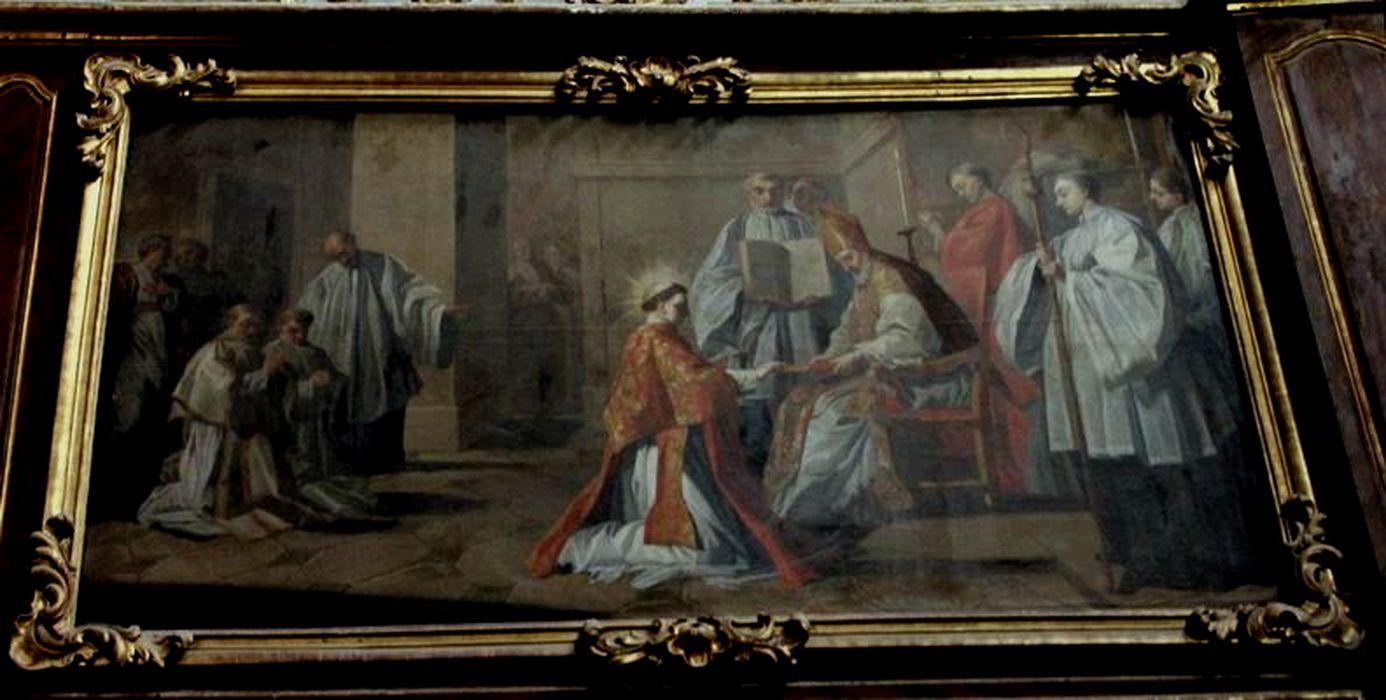tableau : Episode de la vie de saint Vincent