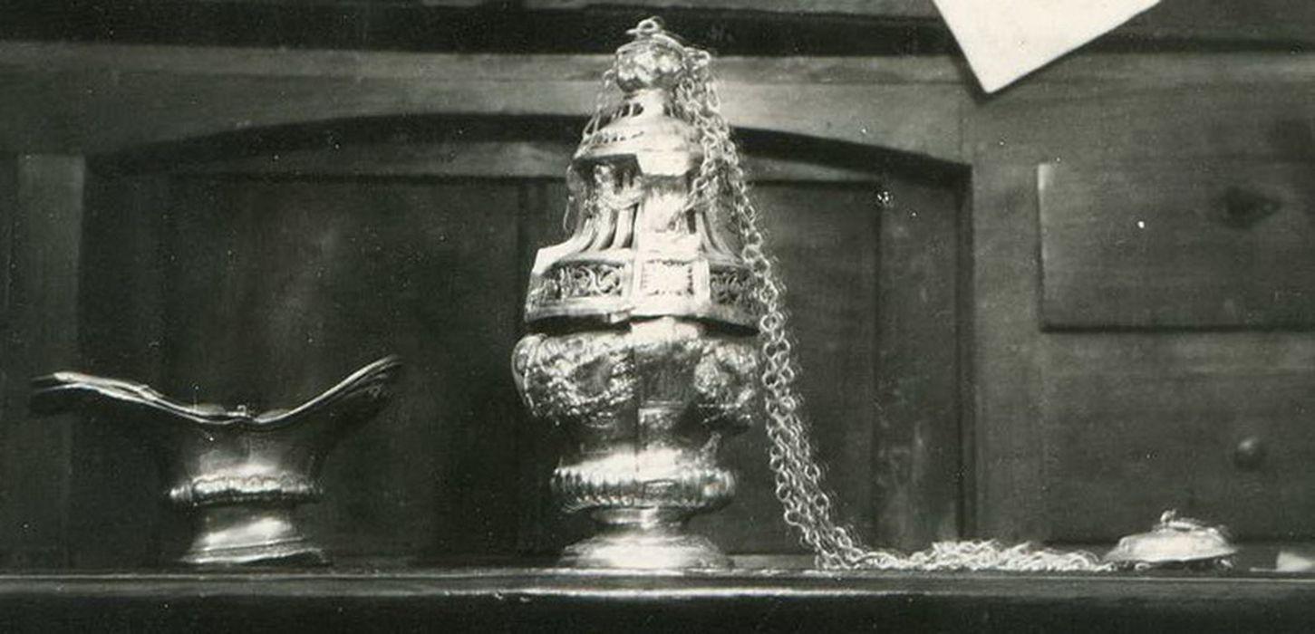 encensoir, navette à encens