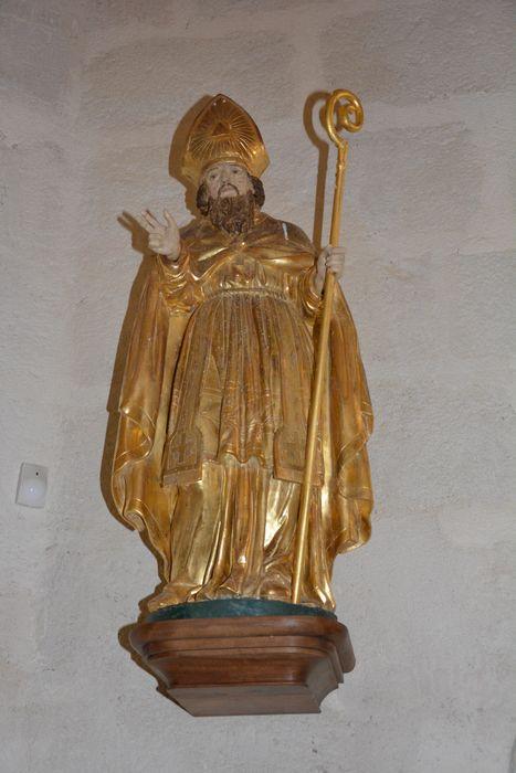 statue: Saint évêque