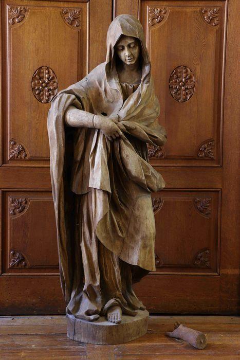 Statue : Allégorie de la Foi