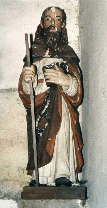 Statue : Saint Ermite