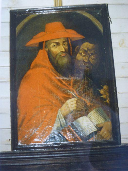 4 tableaux : Les quatre évangélistes