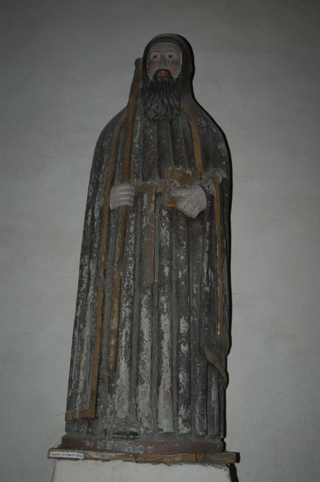 Statue : Saint Herbot