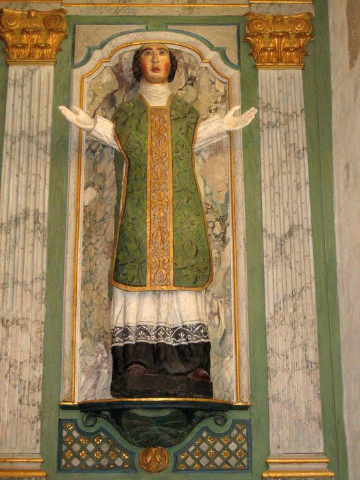 Statue : Saint Mathurin